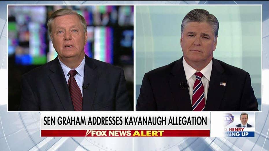 Graham on Kavanaugh Allegation