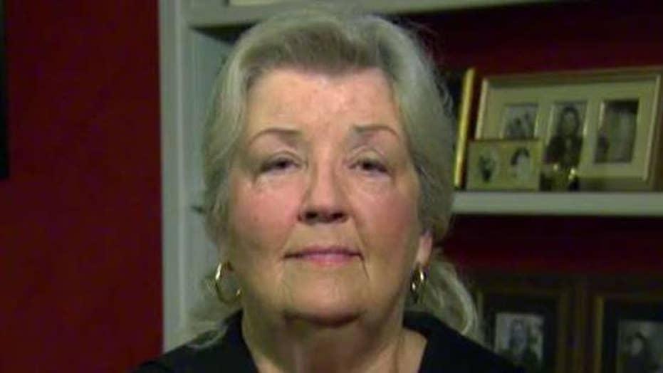 Juanita Broaddrick on Democrats' hypocrisy over Kavanuagh