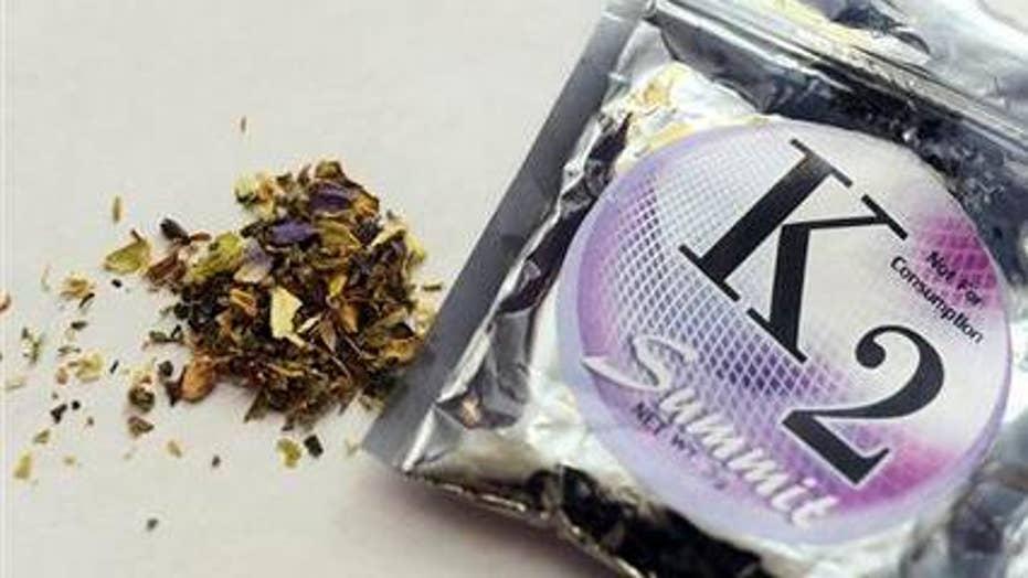 Synthetic marijuana having major impact on nation's prisons