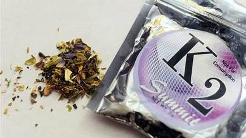 Synthetic marijuana having major impact on nation's prisons
