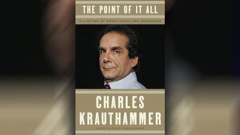 Krauthammer's 'The Point of It All' out in December
