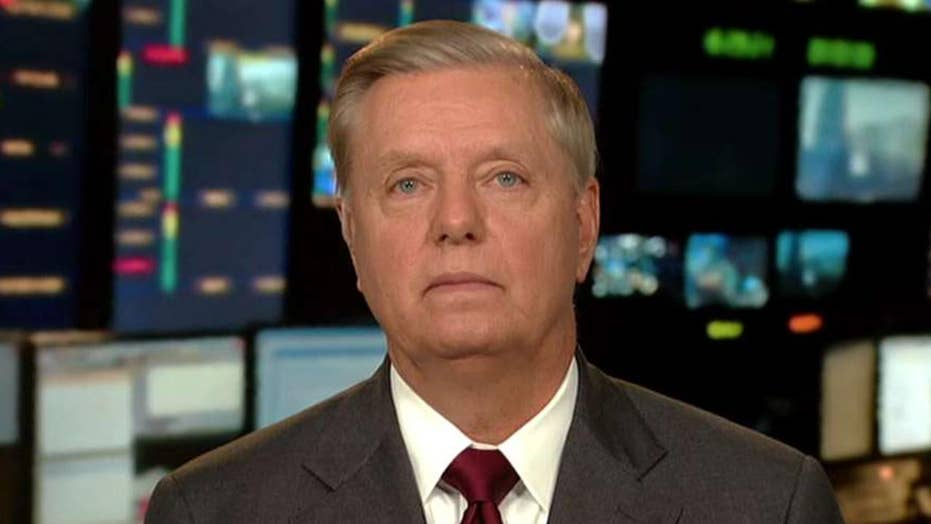 Sen. Lindsey Graham: I want Ford to be heard