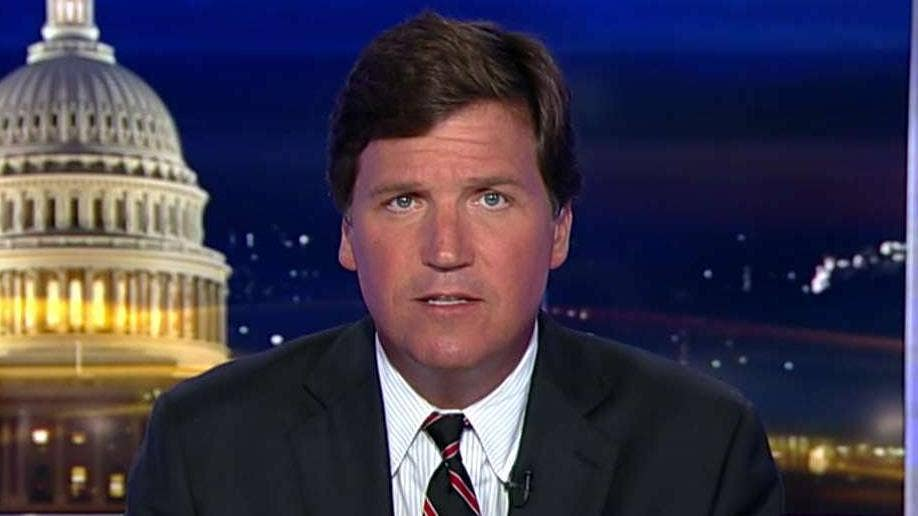 Tucker Carlson: In Democrat's feminist kangaroo court, Kavanaugh is a man -- and that makes him guilty