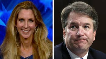Democrats really want to stop the Supreme Court nomination of Brett Kavanaugh, says Ann Coulter, author of 'Resistance Is Futile!'