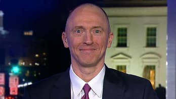 Intelligence agencies and the FBI have begun the process of declassifying key documents in the bureau's Russia investigation; reaction from former Trump campaign aide Carter Page.