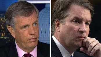 On 'The Story,' Fox News senior political analyst gives his take on the controversy surrounding the Kavanaugh confirmation process.