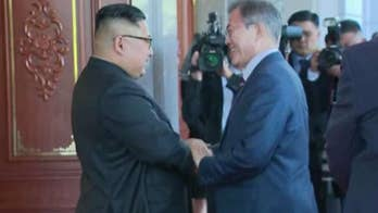 North and South Korea have agreed on total denuclearization