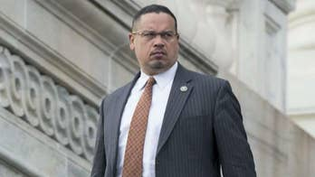 Keith Ellison's lead vanishing amid domestic abuse allegations