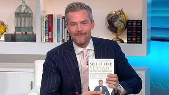Realtor Ryan Serhant reveals sales tips from his new book 'Sell It Like Serhant' on 'Fox & Friends.'