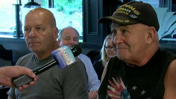 N.J. veterans speaks out on the Supreme Court nomination fight.