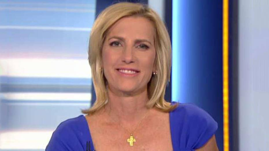 Ingraham: The rush to judgment and injustice for Kavanaugh