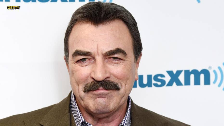 Tom Selleck steps down from NRA's board of directors