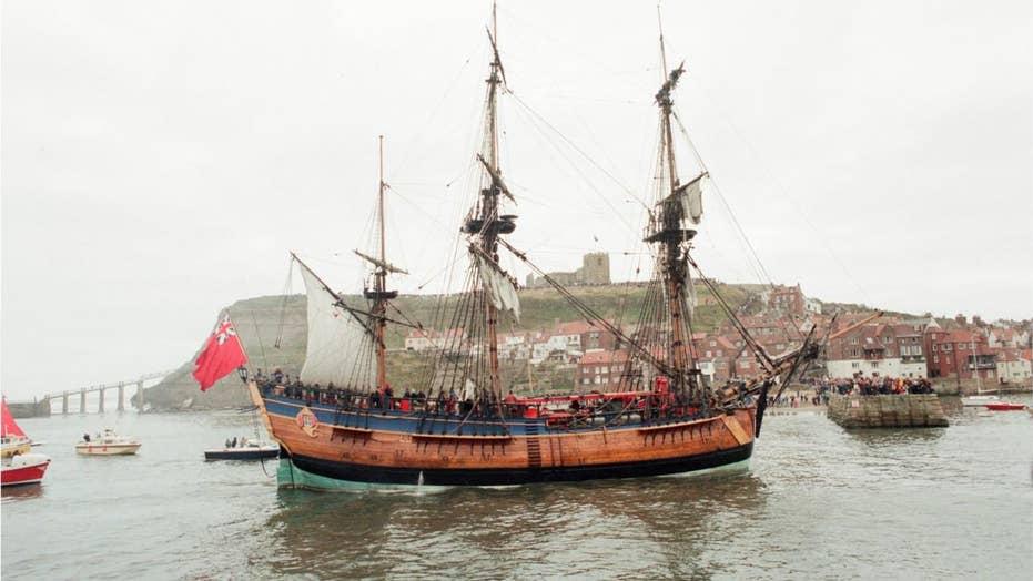 Has Captain James Cook's HMS Endeavour been found?