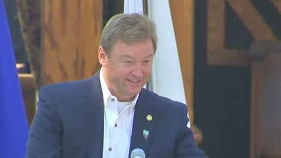 Nevada Senate race moves right in power rankings