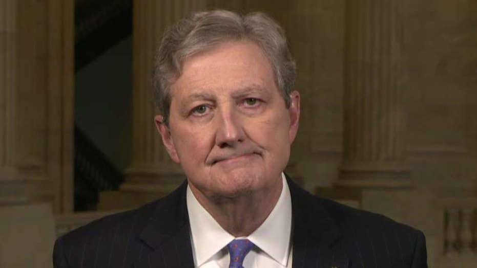 Sen. John Kennedy on meeting Kavanaugh accuser's requests