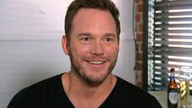 The 'Guardians of The Galaxy' actor Chris Pratt opens up about his religion and denies Hollywood is anti-religious.