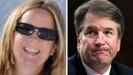Senate Democrats on Thursday called for the FBI to investigate threats against Christine Blasey Ford, the woman accusing Supreme Court nominee Brett Kavanaugh of sexual assault more htan three decades ago.