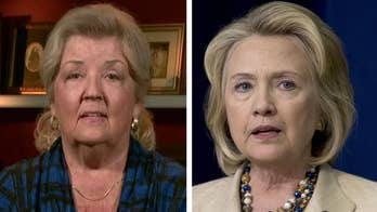 Hillary Clinton weighs in on accusations against Kavanaugh; Juanita Broaddrick responds on 'The Story.'