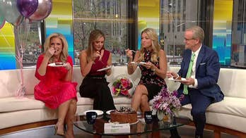 Celebrating Ainsley Earhardt's birthday.