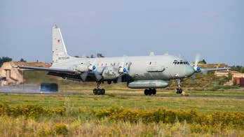 Israeli delegation trying to ease tensions with Moscow after downing of Russian military plane. Trey Yingst has the latest developments.