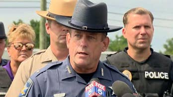 Harford County, Maryland sheriff says the lone suspect is in custody after a shooting at a Rite Aid distribution center.