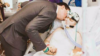 Despite Nina Marino's terminal cancer diagnosis, she married her childhood best friend, Joey Williams, at her bedside just three days before she died.