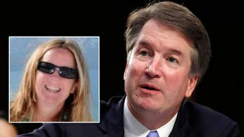 New York Times: Kavanaugh accuser tells Judiciary Committee she is prepared to testify next week if certain conditions are met. Mike Emanuel reports on Capitol Hill.