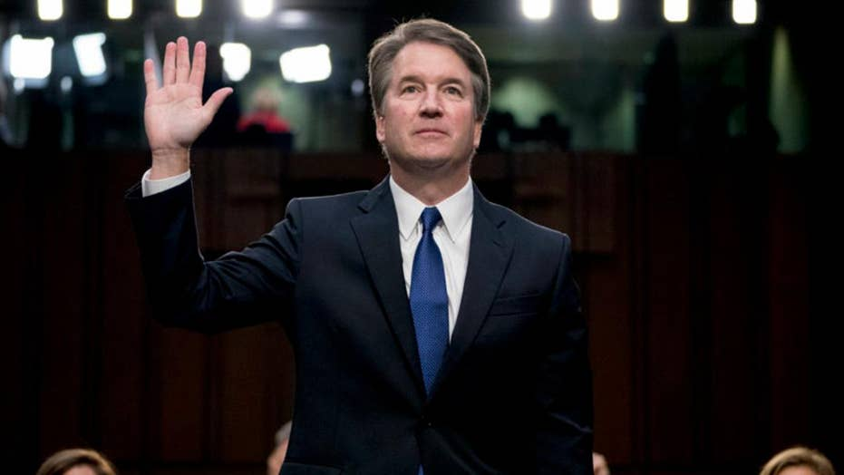 Is Brett Kavanaugh guilty until proven innocent?
