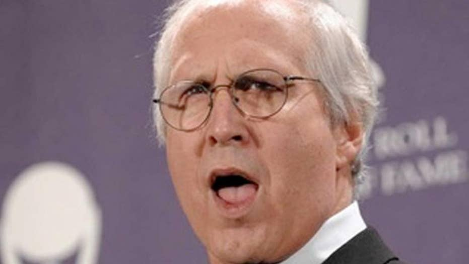 Chevy Chase says SNL has the 'worst humor'