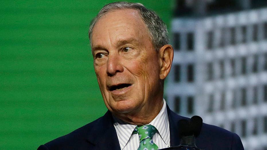 Bloomberg weighing 2020 White House run
