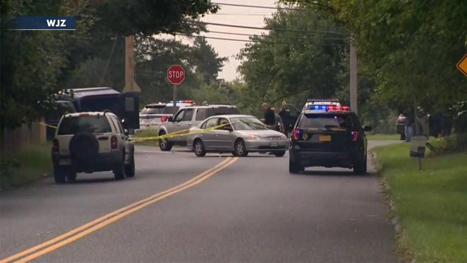 Reports of 'multiple victims' in Maryland shooting