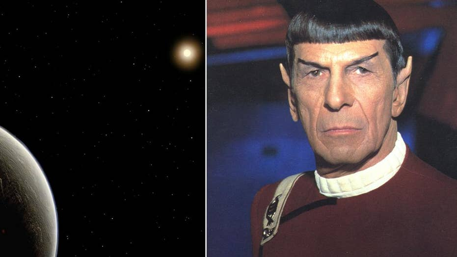 Scientists discover real-life 'Planet Vulcan'