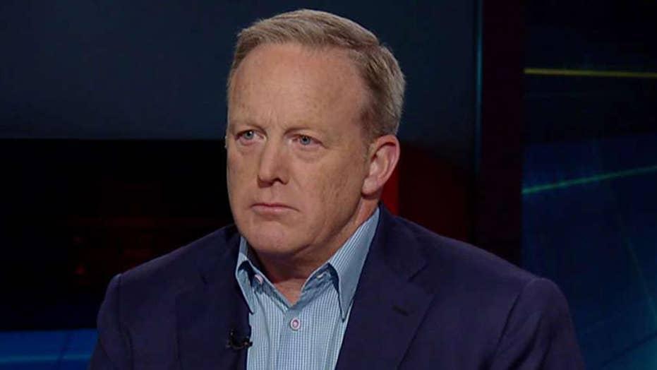 Sean Spicer: Kavanaugh has a 'spotless record'