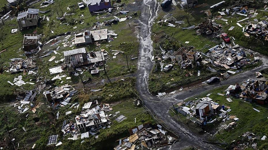 Puerto Rico marks one year since Hurricane Maria