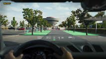 Porsche and Hyundai are investing in new technology that may bring augmented reality to car windshields, providing navigation and instruction that looks like a video game.