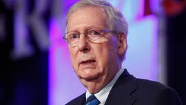 "Senate Majority Leader Mitch McConnell voiced confidence Friday that Supreme Court nominee Brett Kavanaugh will be confirmed despite the sexual assault allegation against him, promising supporters: ""We're going to plow through this."""