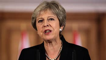 Raw video: Speaking from Number 10 Downing Street, British Prime Minister Theresa May said the options offered by the EU are unacceptable.