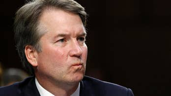Kavanaugh accuser's attorneys want the Supreme Court nominee to speak first.