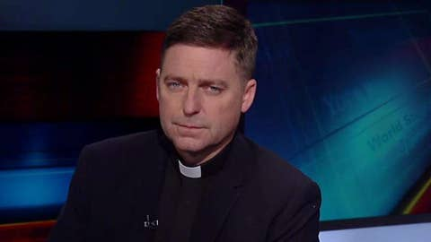Father Morris on Kavanaugh, Ford families receiving threats