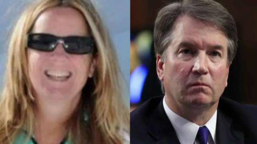 Kavanaugh accuser willing to testify if her legal team's terms are met; reaction on 'The Ingraham Angle.'
