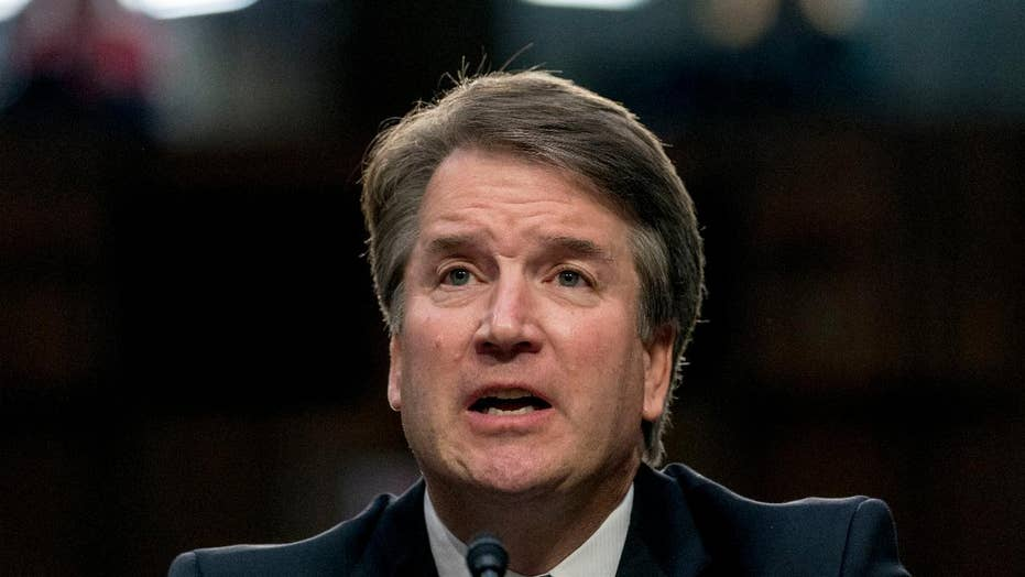 Kavanaugh's accuser in talks to testify before Congress