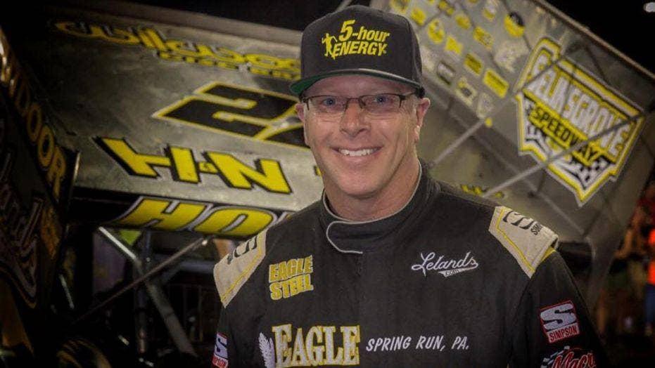 Race car driver Greg Hodnett dies in crash