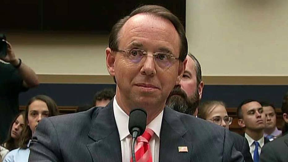 Rosenstein pushes back against New York Times report