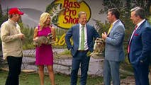 Bass Pro Shops joins Fox and Friends on the plaza.
