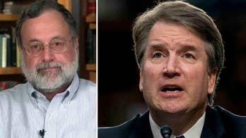 Kavanaugh accuser continues to consider if she will testify; 'The Most Dangerous Branch' author David Kaplan shares insight.