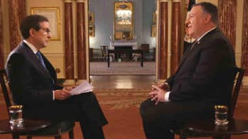 'Fox News Sunday' anchor Chris Wallace interviews Secretary of State Mike Pompeo.