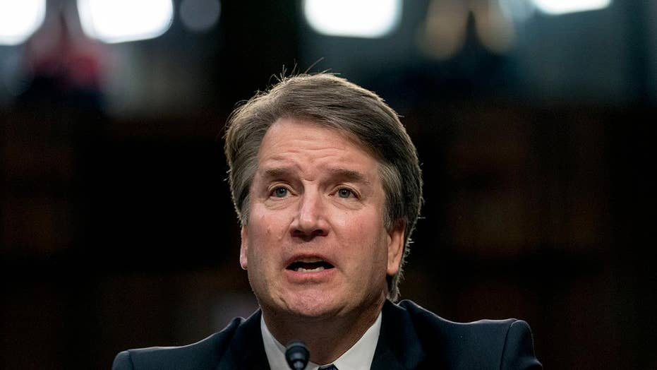 Kavanaugh accuser granted another extension