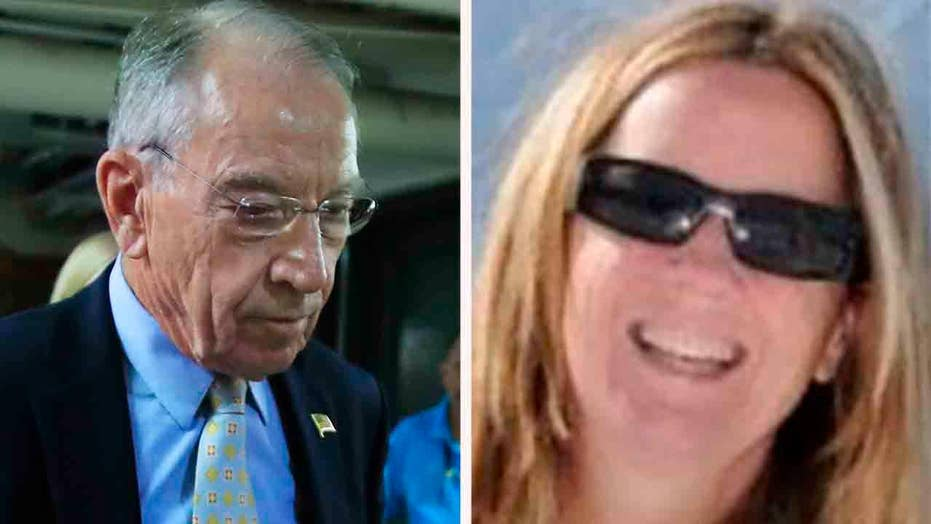 Grassley sets new deadline for Kavanaugh accuser's decision