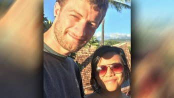 Navy vet's body found after he's reported missing during Hawaiian honeymoon