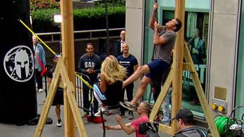 'Fox & Friends' takes on the Spartan Race